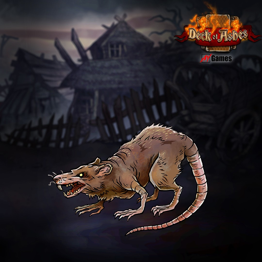 rat.jpg - Deck of Ashes Арт