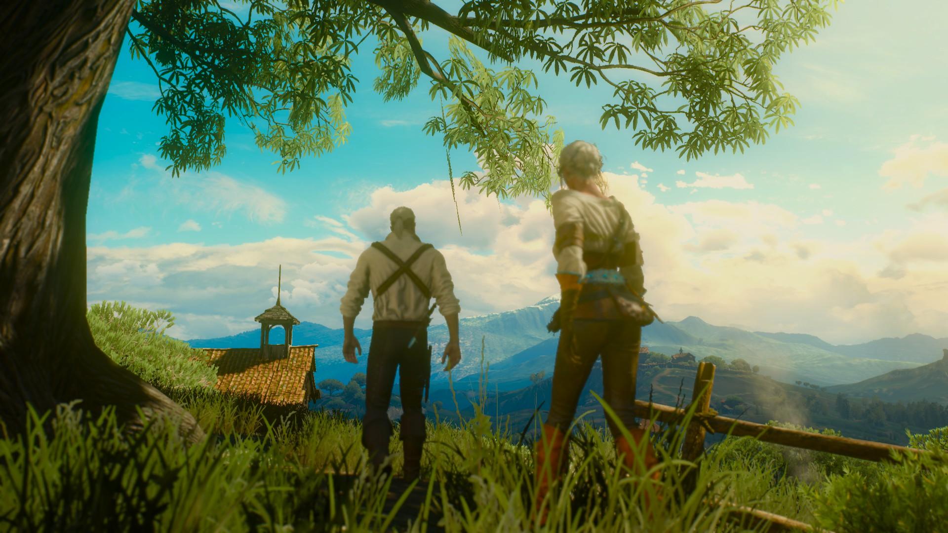 Spiritedmono - Witcher 3: Wild Hunt, the