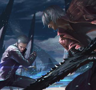 Галерея игры Devil May Cry 5