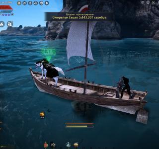Галерея игры Black Desert Online