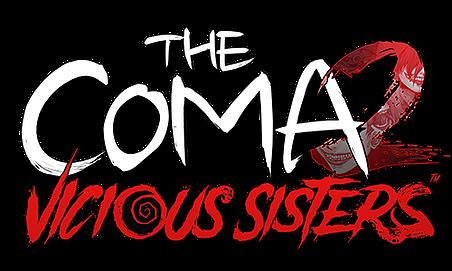 Логотип - Coma 2: Vicious Sisters, the