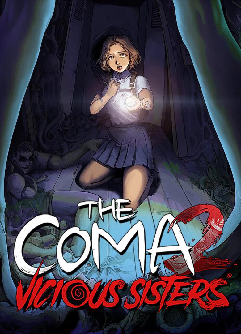 Обложка - Coma 2: Vicious Sisters, the