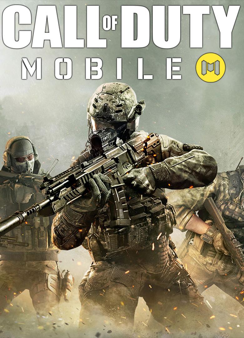 Обложка - Call of Duty: Mobile