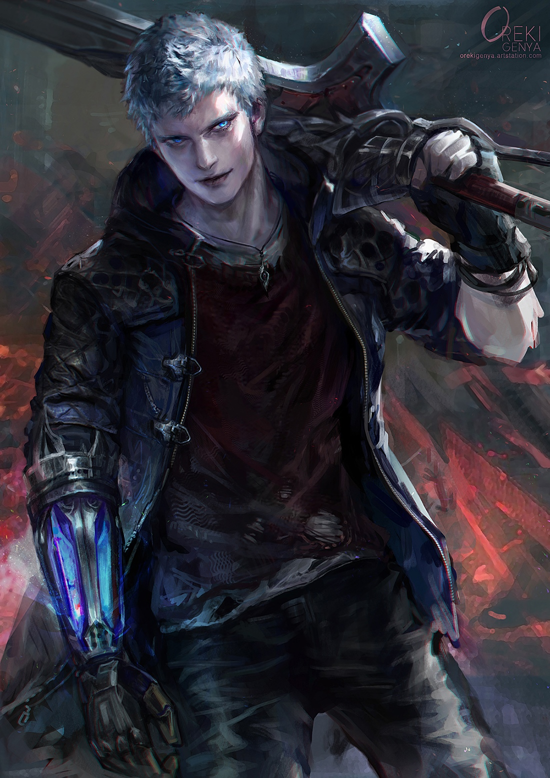 dAhIALS8pa4.jpg - Devil May Cry 5