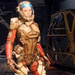 Mass Effect: Andromeda Mass Effect: Andromeda скриншот с GeForce RTX 2080