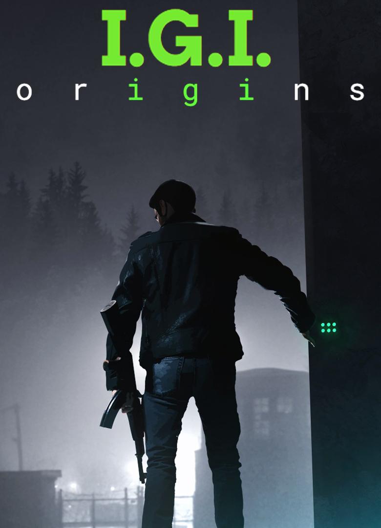 Обложка - I.G.I. - Origins