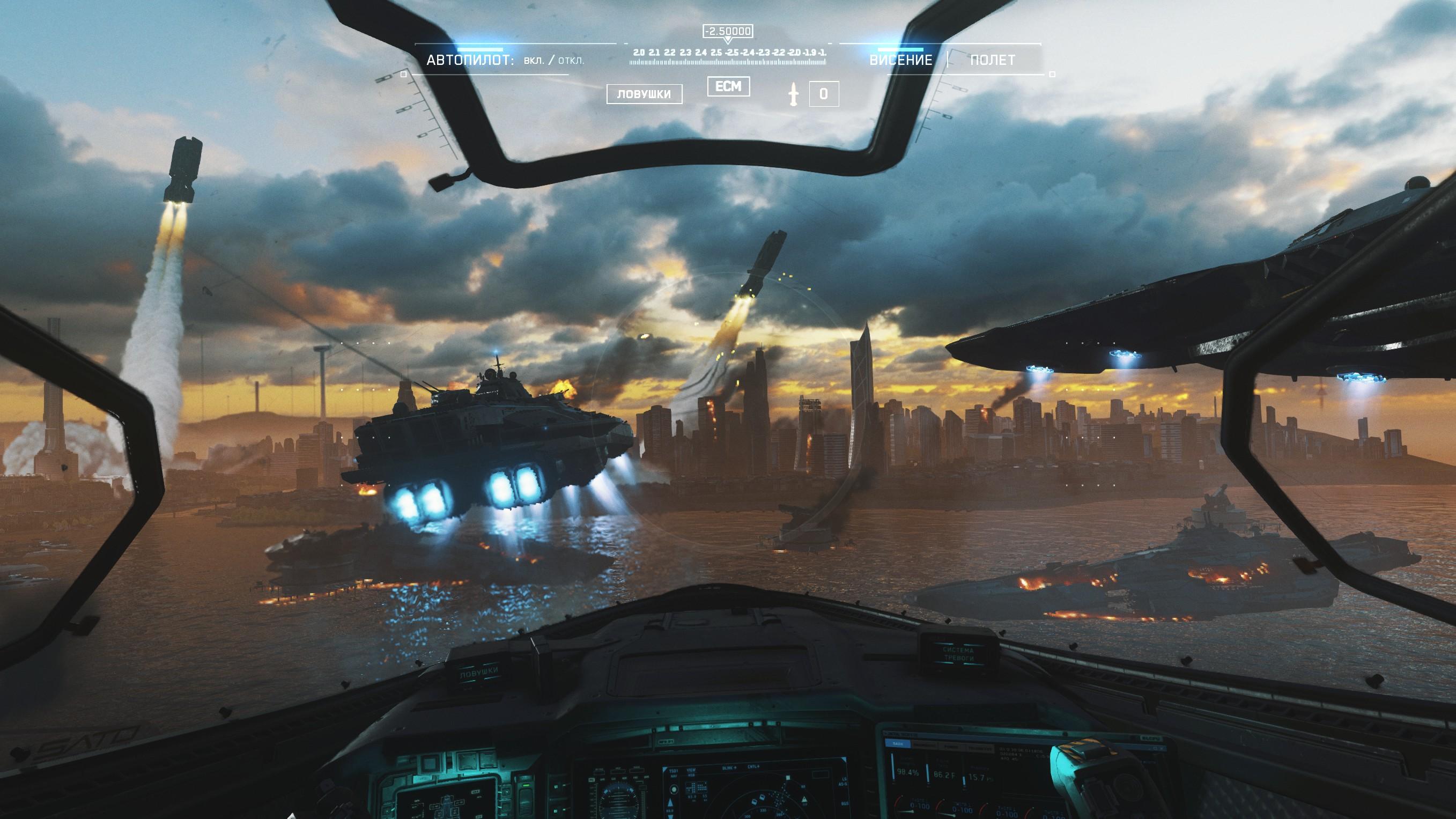 Call of Duty: Infinite Warfar скриншот на ультра графике - Call of Duty: Infinite Warfare