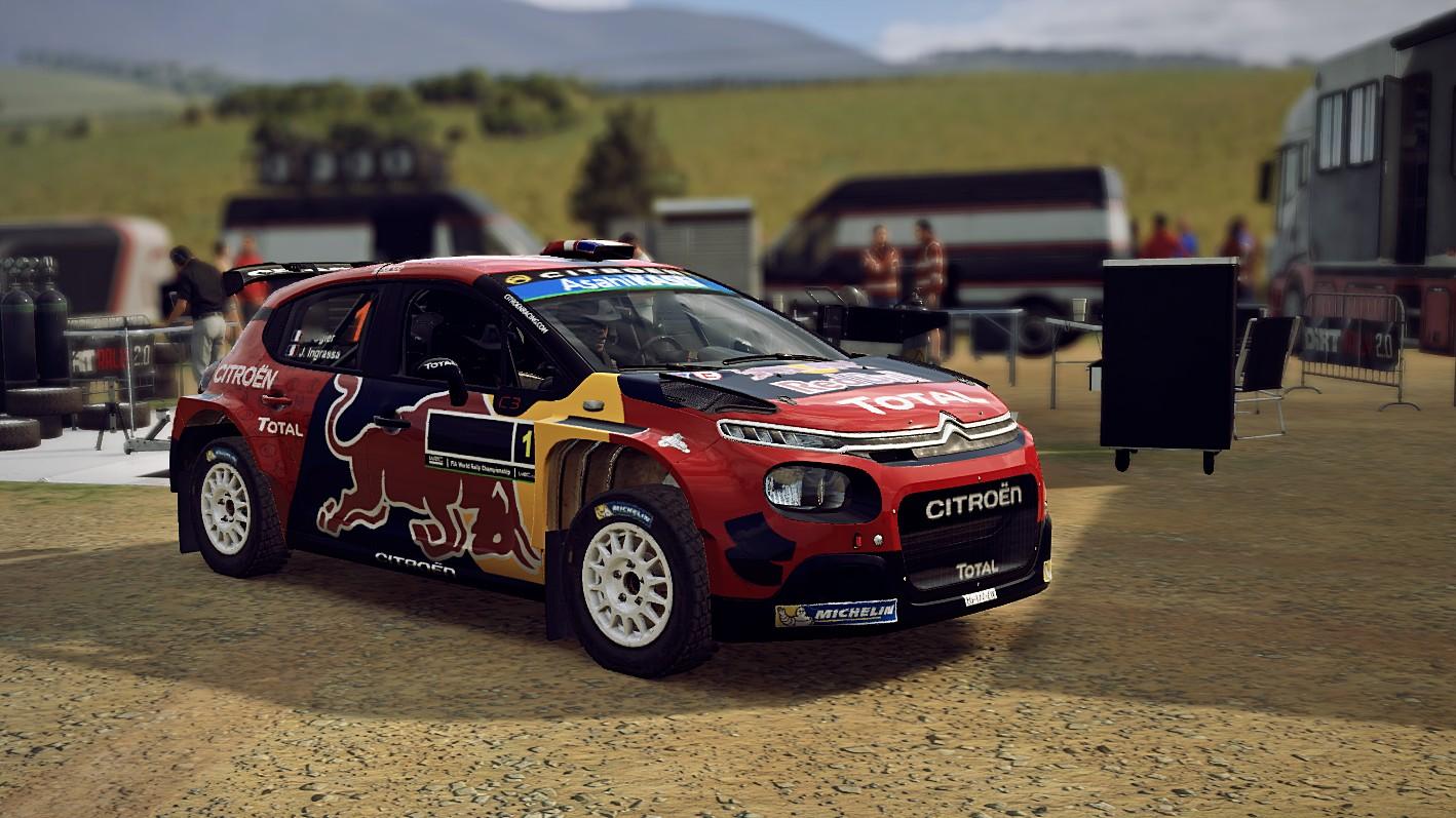 Mod Citroen C3 WRC 2019 livery for DiRT Rally 2.jpg - DiRT Rally 2.0