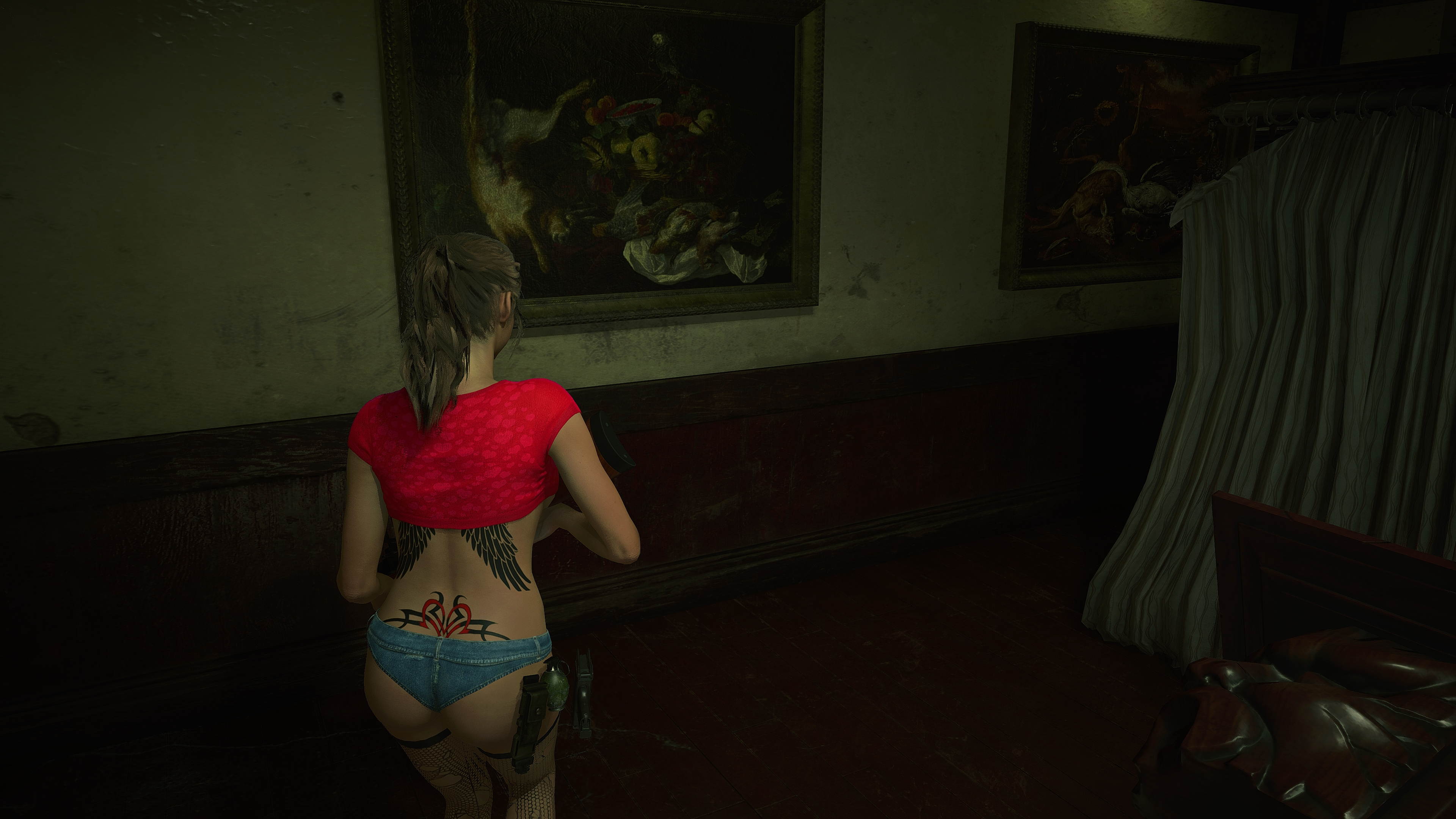 Resident Evil 2   Biohazard 2 Screenshot 2019.03.21 - 04.53.55.jpg - Resident Evil 2