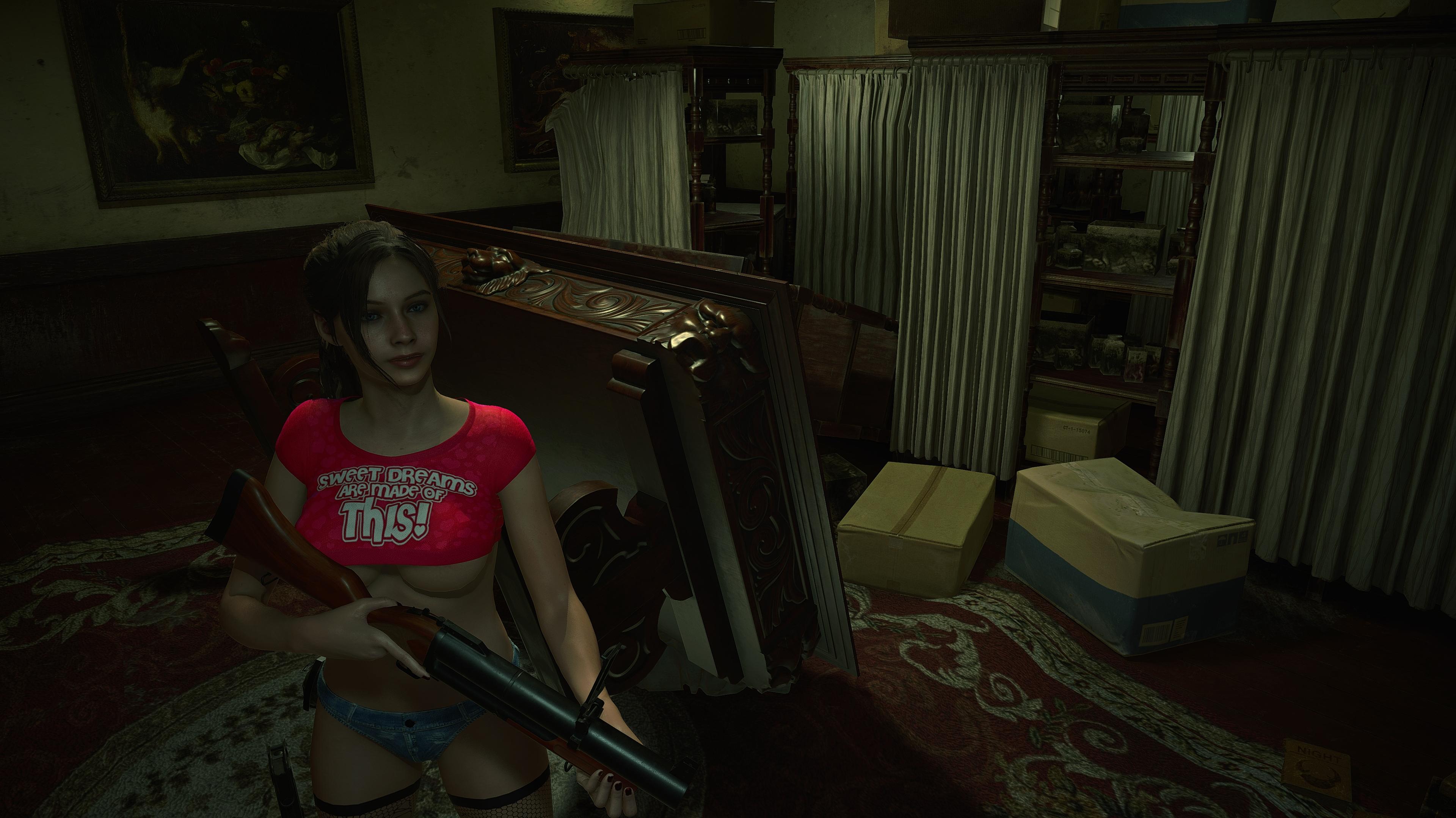 Resident Evil 2   Biohazard 2 Screenshot 2019.03.21 - 04.54.09.jpg - Resident Evil 2