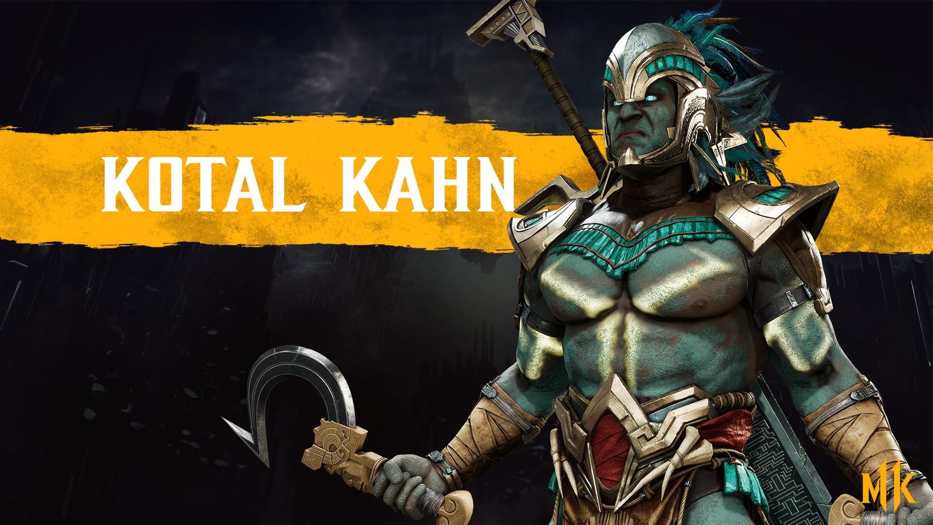 Коталь Кан - Mortal Kombat 11