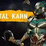 Mortal Kombat 11 Коталь Кан