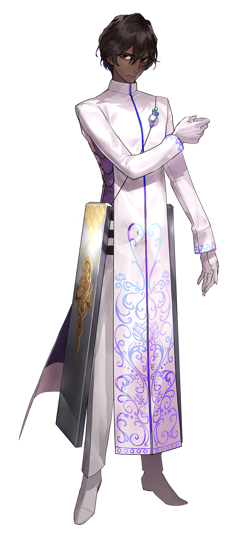 Персонаж - Fate/Extella Link