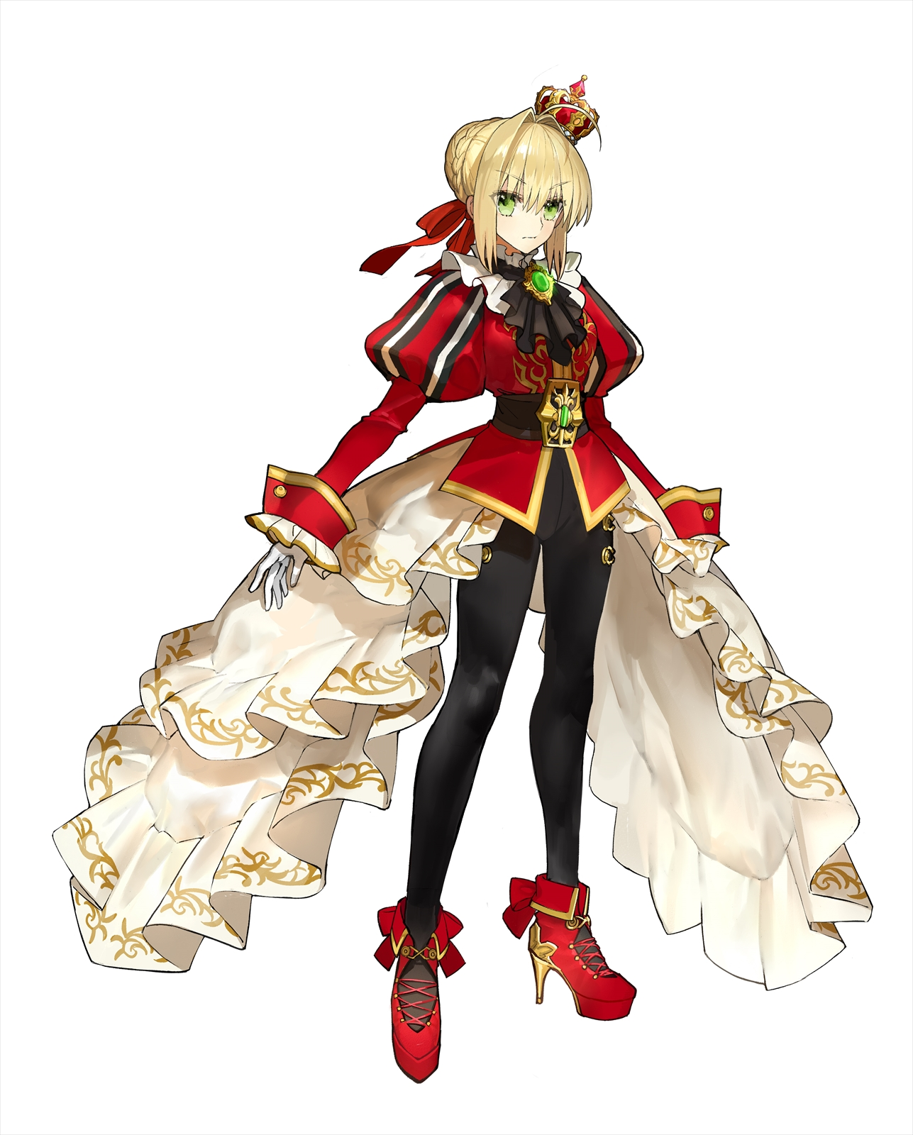 Персонаж - Fate/Extella Link
