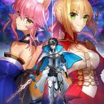 Fate/Extella Link Арт