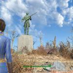 Fallout 4 Пейзажи