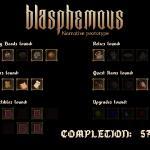 Blasphemous Прошел Демку, очень крутая!