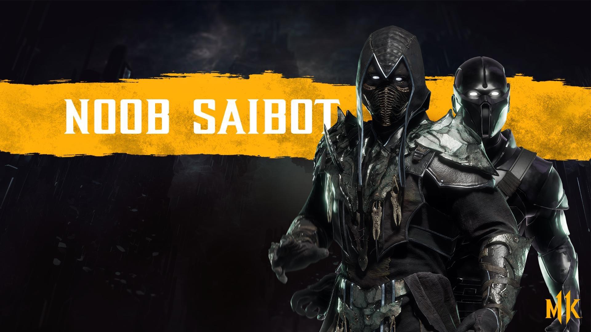 Нуб Сайбот - Mortal Kombat 11