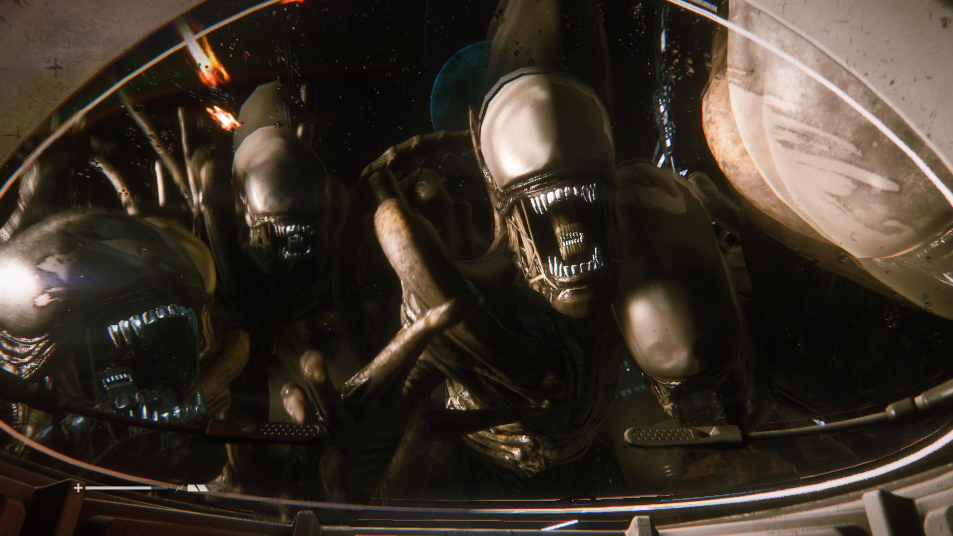 Типичное утро в маршрутке - Alien: Isolation