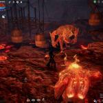 Black Desert Online Fight with mm... Demon))