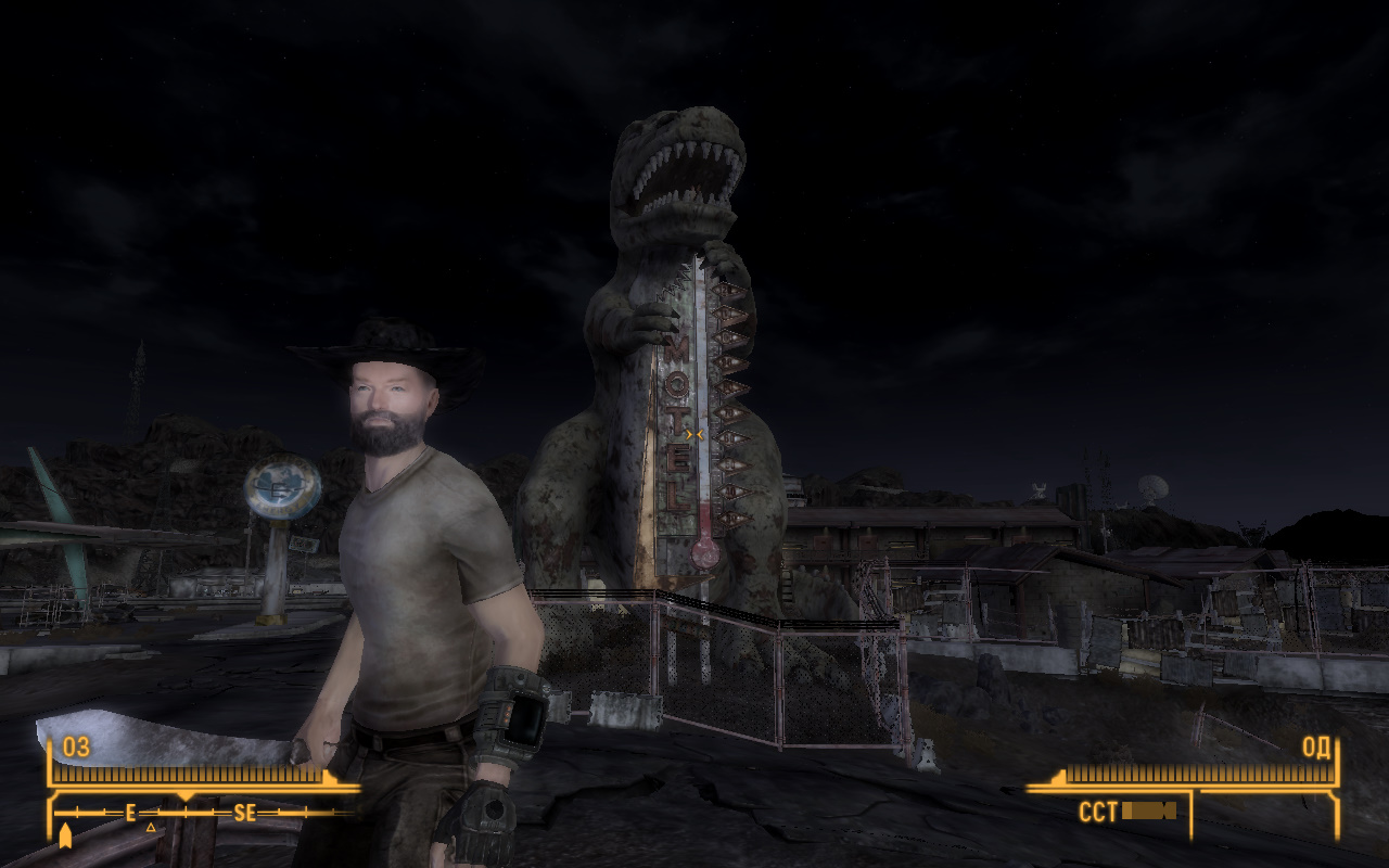 маньяк пустошей мохаве - Fallout: New Vegas