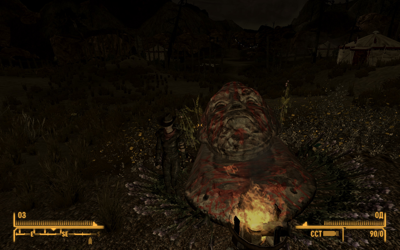 одинокая странница - Fallout: New Vegas
