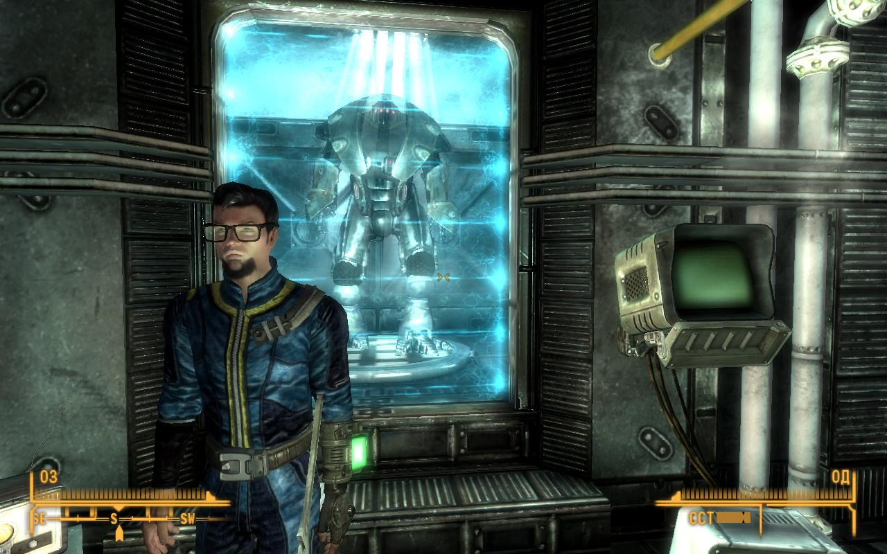 похож на медисона) - Fallout: New Vegas