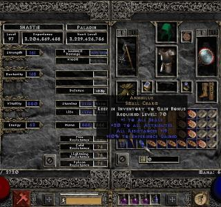 Галерея игры Diablo 2