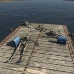 Fallout 4 Рыбаки (севернее Брейкхарт-Бэнкс)