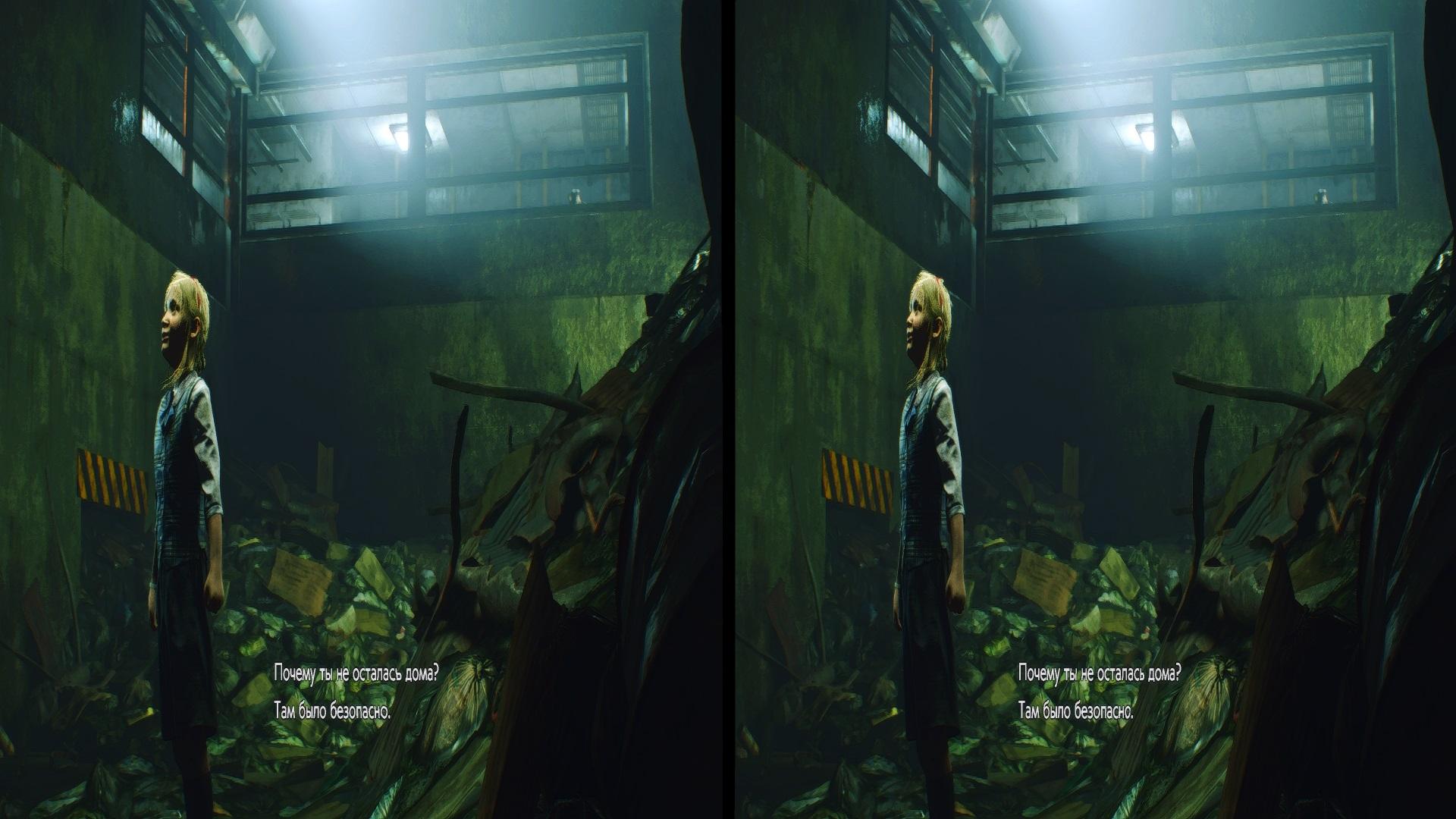 Бомба Клэр в стерео режиме - Resident Evil 2