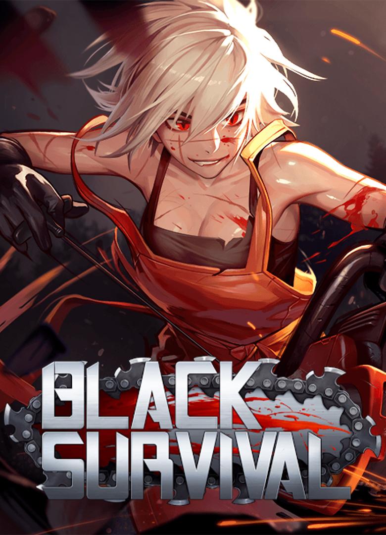 Обложка - Black Survival