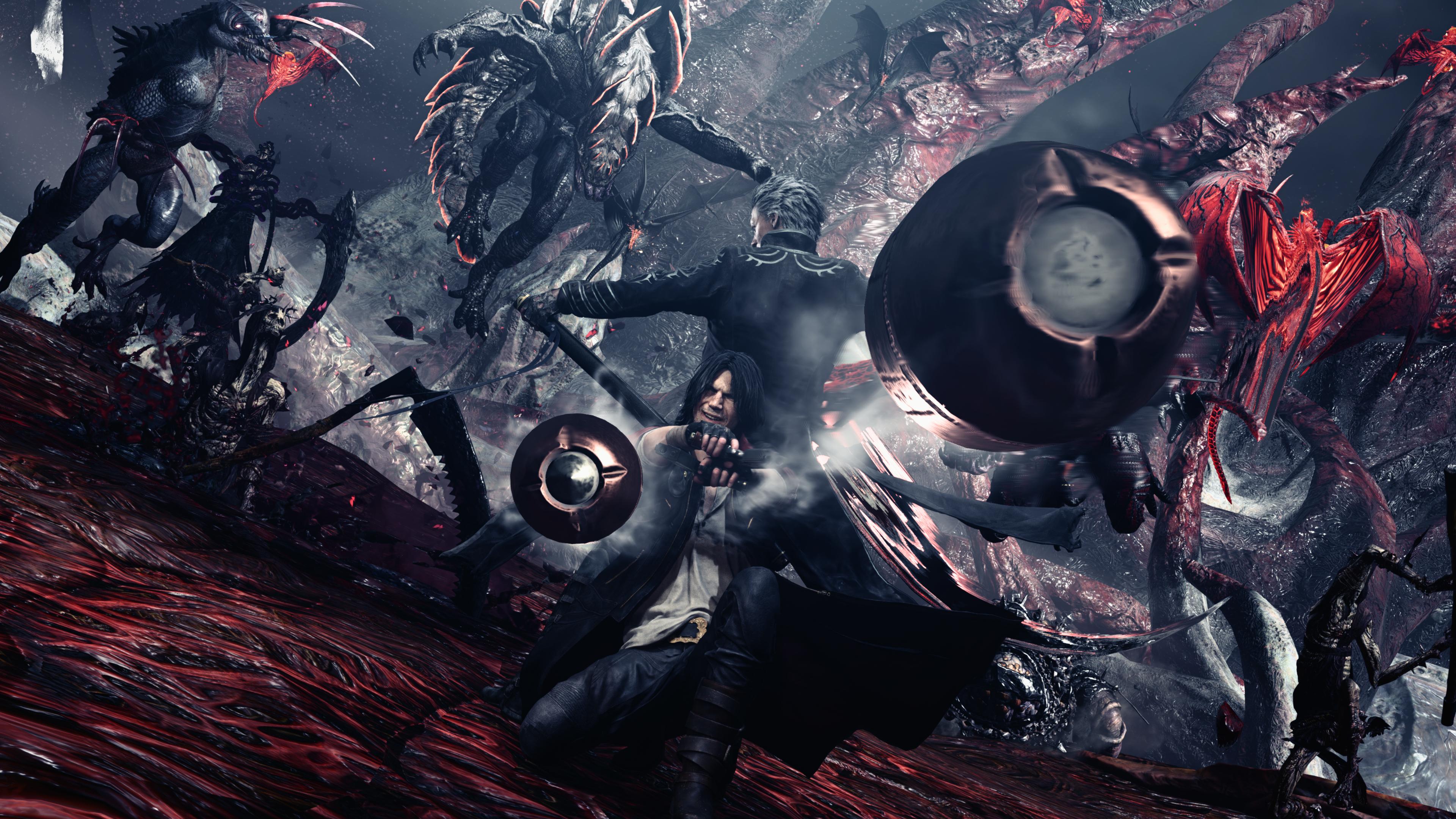 Devil May Cry 5 Screenshot 2019.03.27 - 16.17.12.jpg - Devil May Cry 5