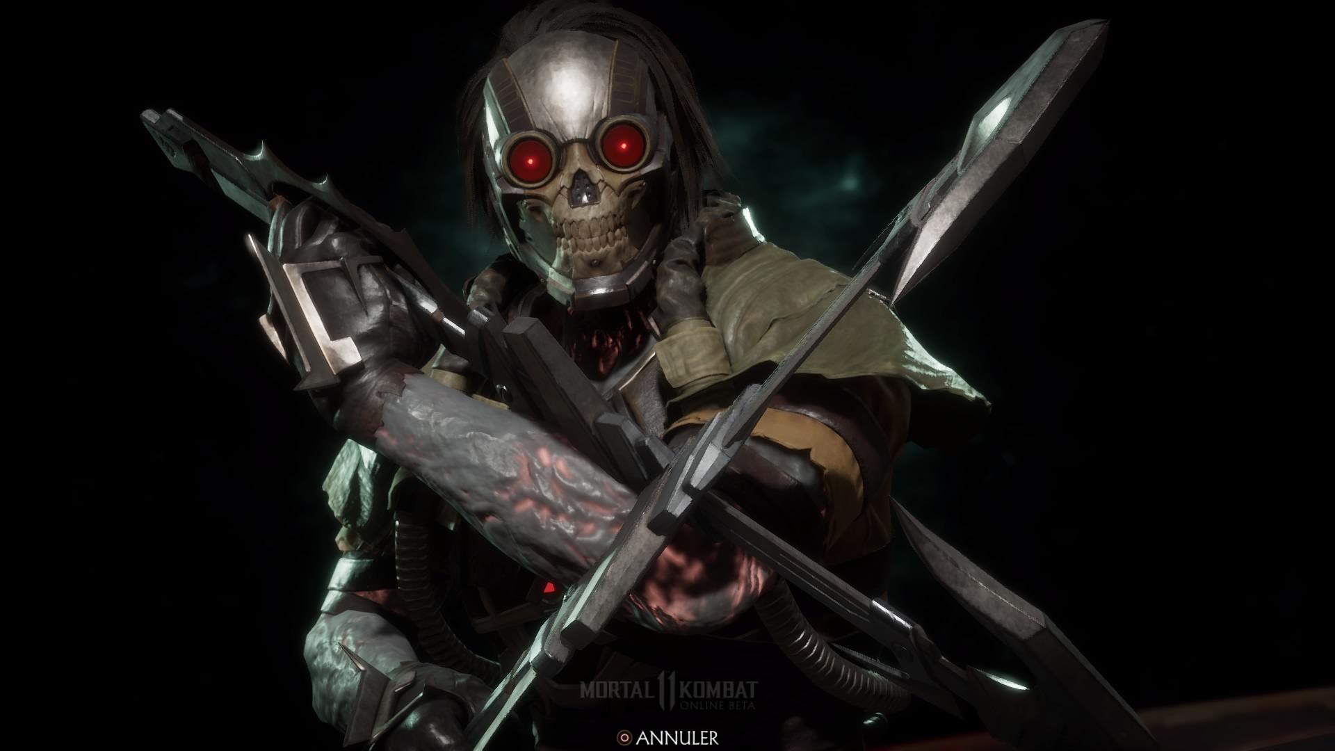 Кабал - Mortal Kombat 11