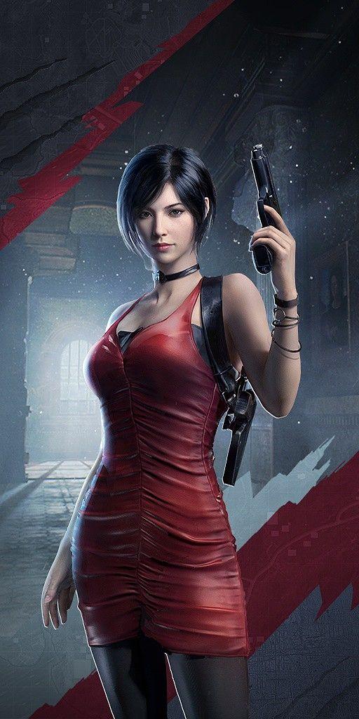 81038f4cfed593500b6cdee73c03f5b7.jpg - Resident Evil 2 Ада Вонг