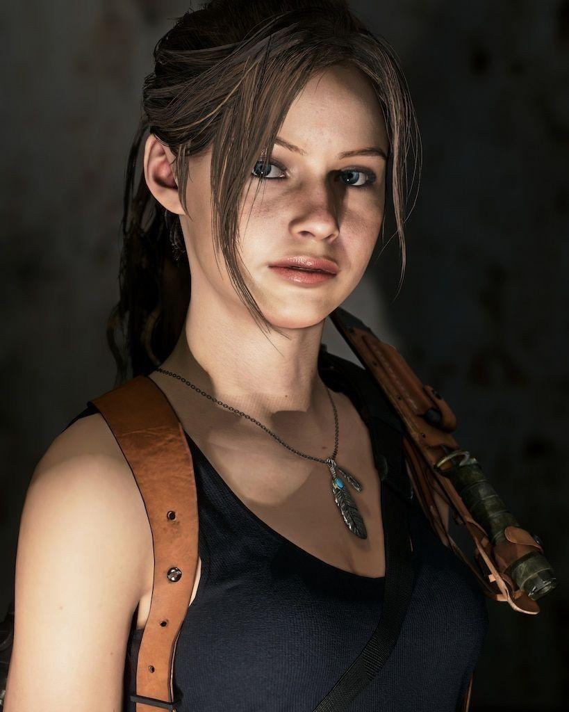 9012eb74623d58eed82c2b1e0936244b.jpg - Resident Evil 2 Клэр Редфилд