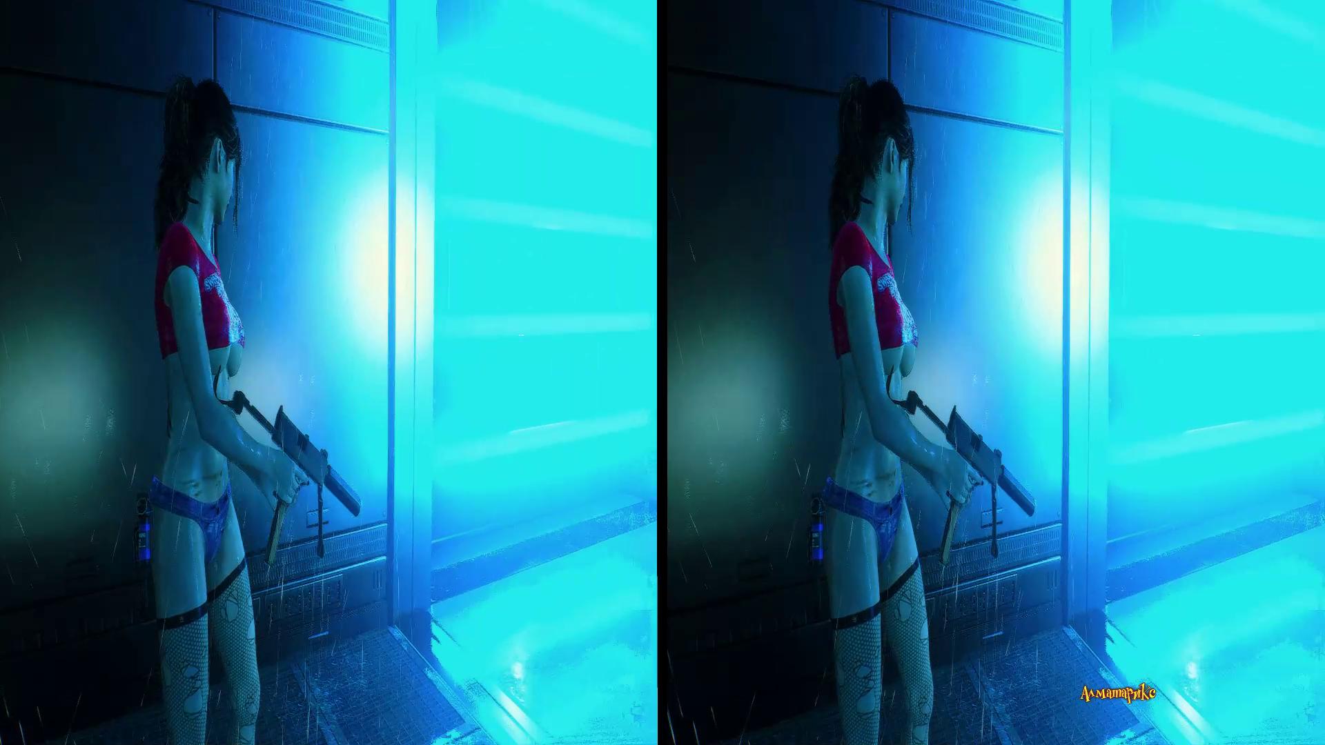 мною была проделана неделя работы, два дня настройки эксперементов и танцов с бубнами для достижения 3д эффекта, была пройдена и записана игра общим объёмом более 22 гигов рабочего материала, сегодняшний день прошёл за многократным нажатием на кнопки по с - Resident Evil 2