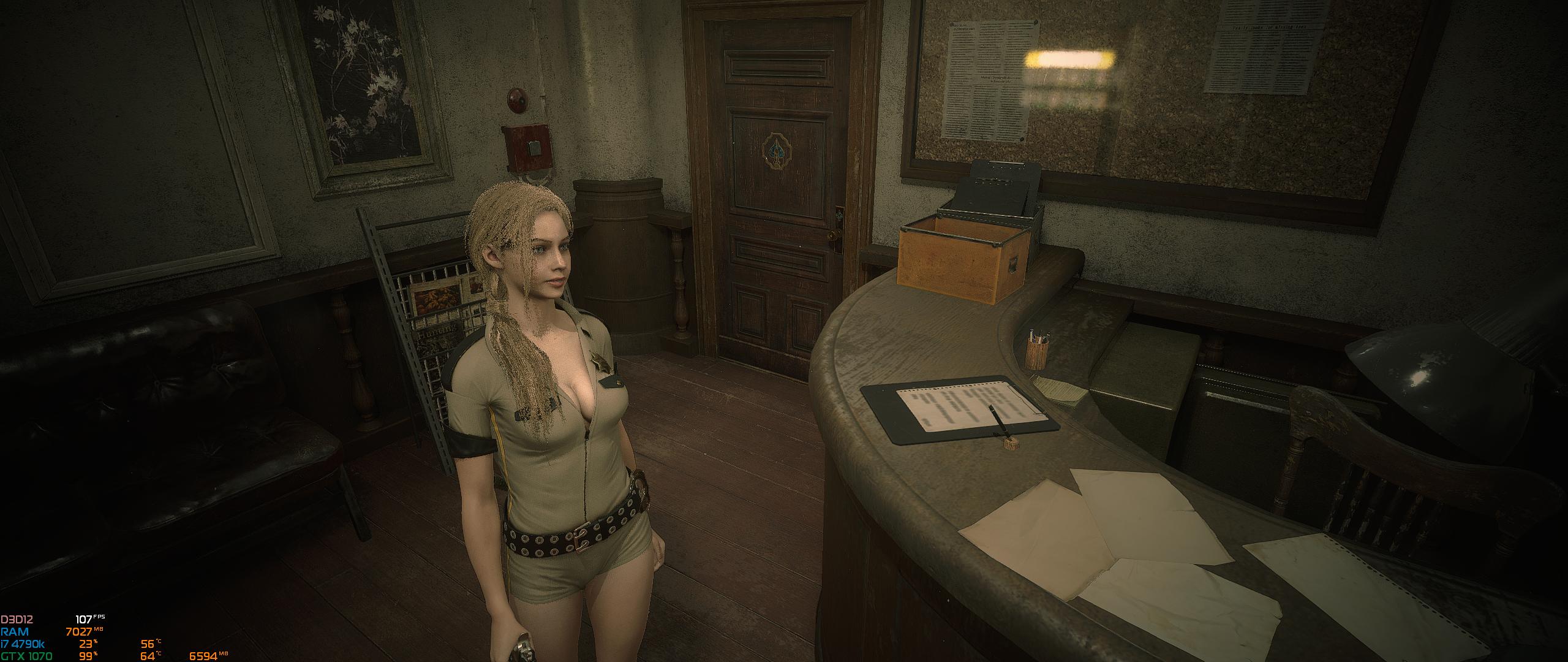 Resident Evil 2   Biohazard 2 Screenshot 2019.03.30 - 16.40.06.52.png - Resident Evil 2