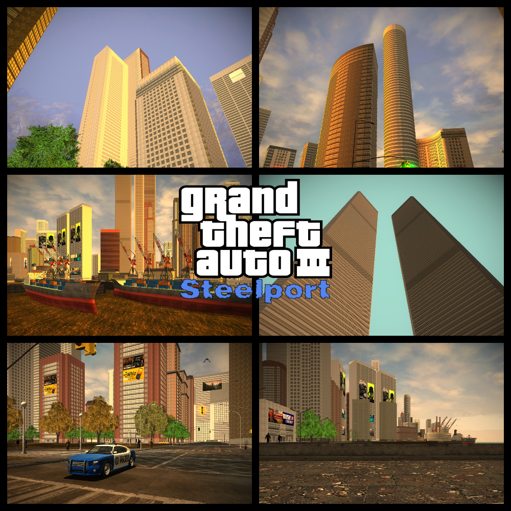 STEELPORT_COVER.png - Grand Theft Auto 3