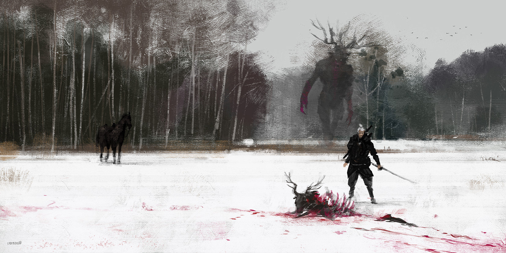 leszy - Witcher 3: Wild Hunt, the