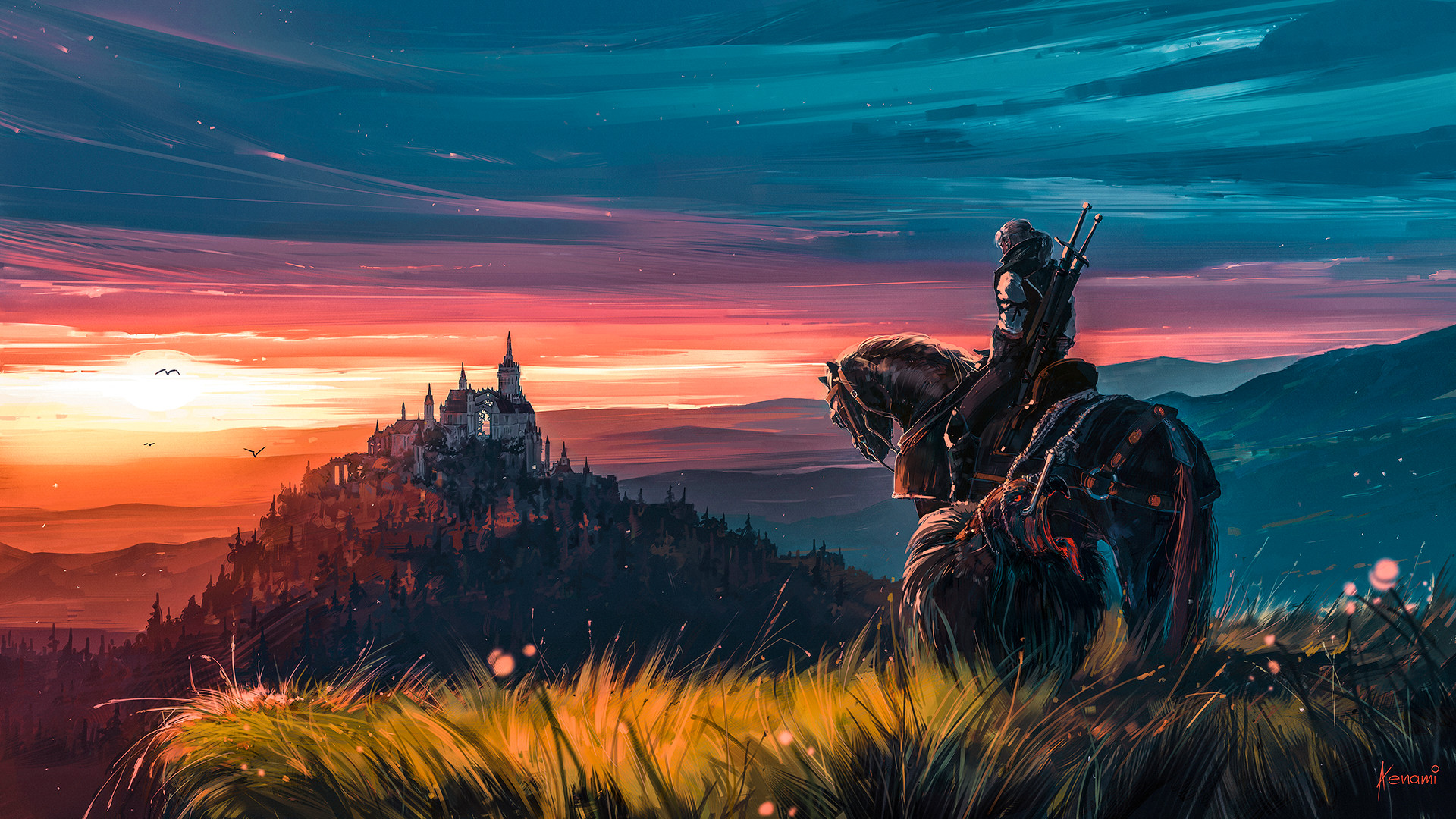 the-witcher-contest - The Witcher 3: Wild Hunt