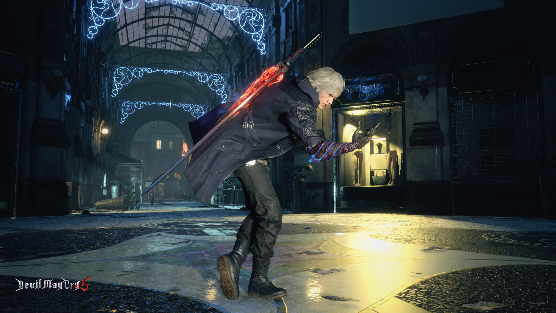Shall we dance?! - Devil May Cry 5