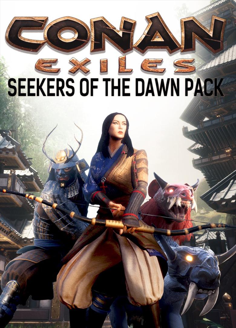 Обложка - Conan Exiles