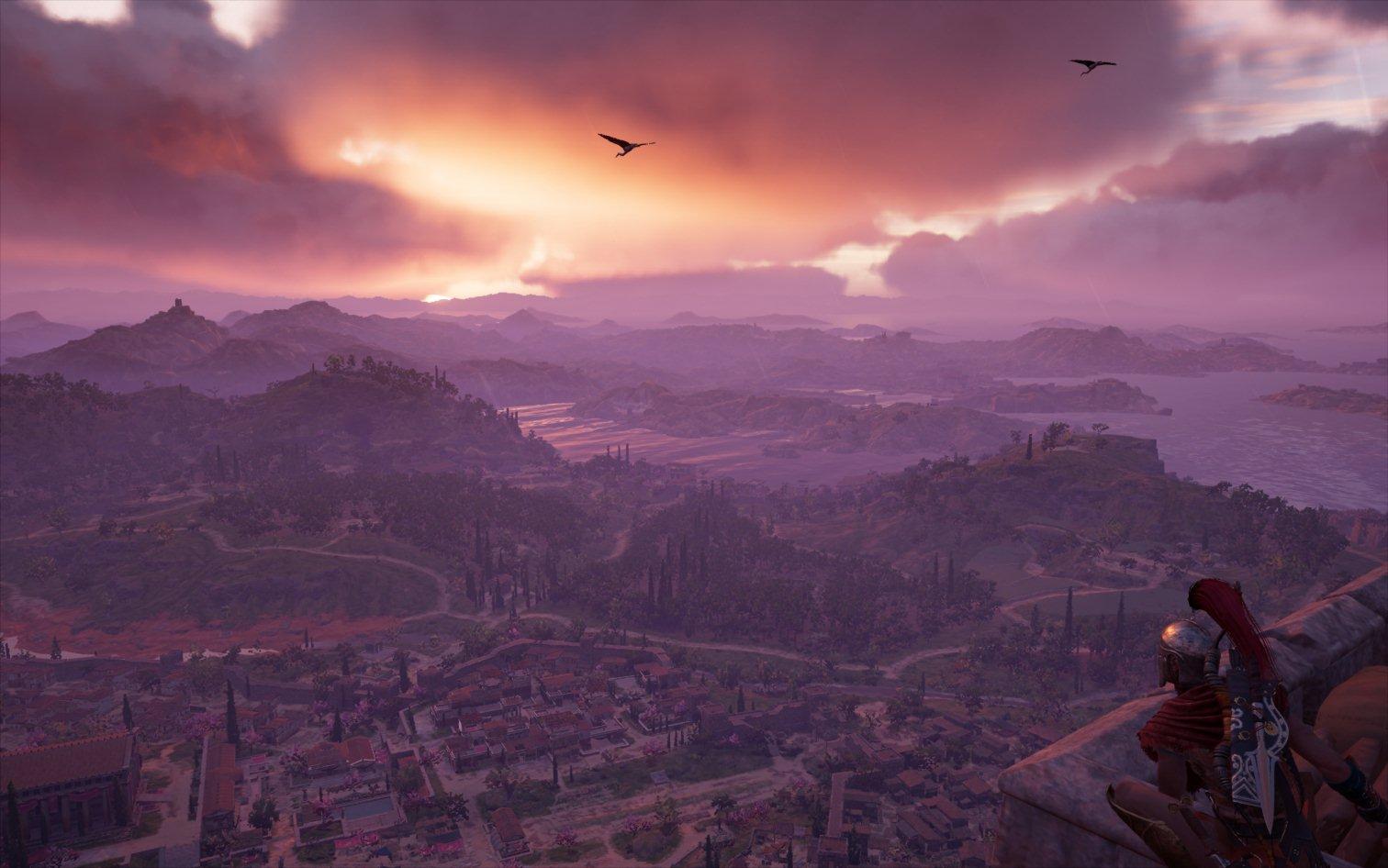 Эллада - Assassin's Creed: Odyssey