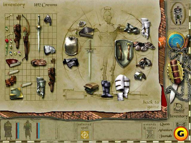 Еще одна пачка скриншотов геймплея - Siege of Avalon