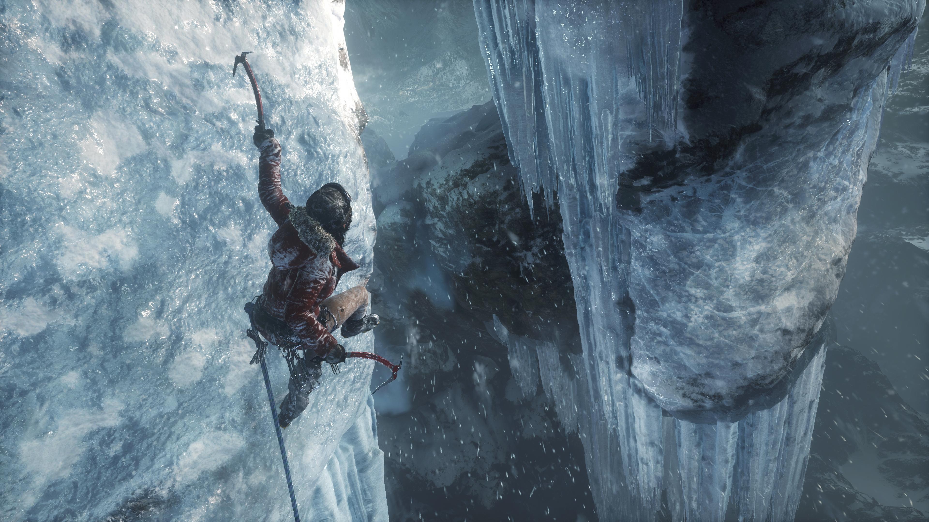 Rise of the Tomb Raider криншот с NVIDIA Ansel - Rise of the Tomb Raider