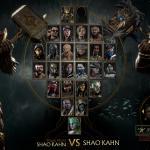 Mortal Kombat 11 Шао Кан