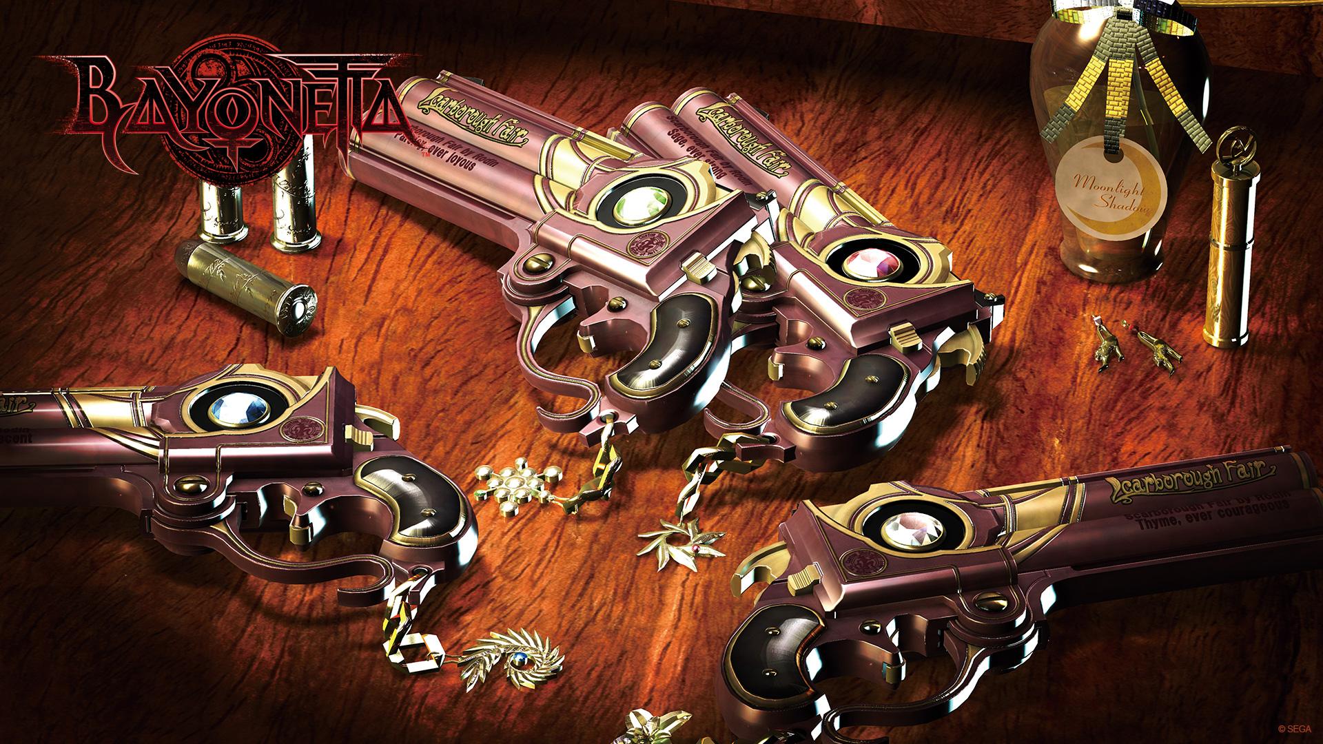 Красотка Байонетта - Bayonetta