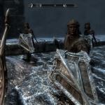 Elder Scrolls 5: Skyrim На войну весёлыми.