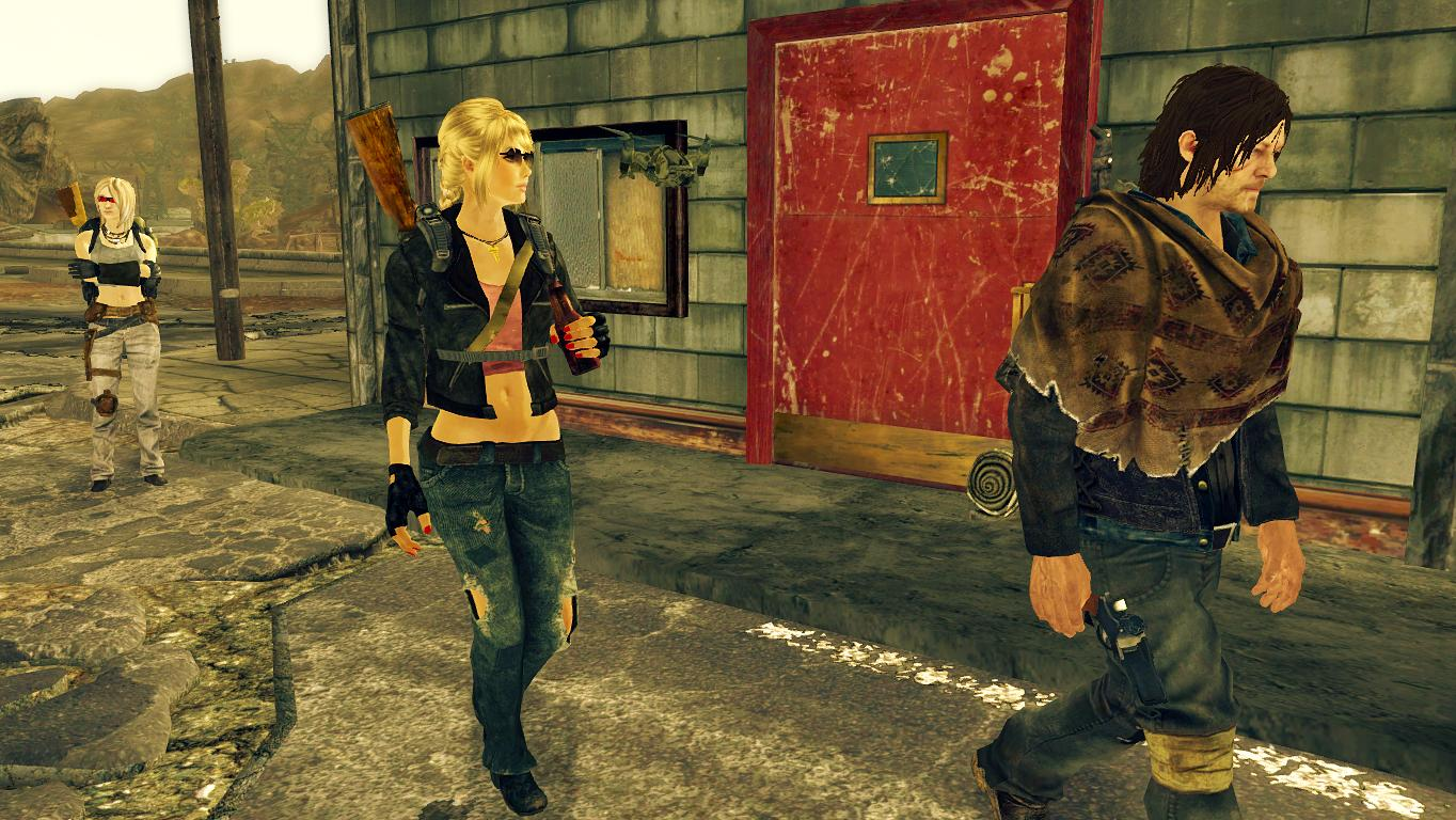 Возвращение домой. - Fallout: New Vegas