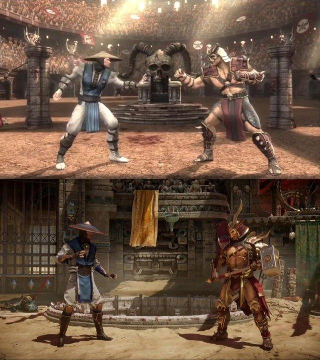 MK11 vs MK9.jpg - Mortal Kombat 11